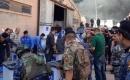 İçişleri Bakanlığı: Bağdat'taki Yangında Benzin Kullanıldı