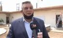 Muhtaroğlu Tuzhurmatu'da Karantina Merkezini Ziyaret Etti