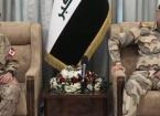 Irak Genelkurmay Başkanı Ganimi NATO Irak Temsilcisi Carignan İle Görüştü