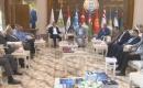 ITC Heyeti, Mimaroğlu'na Başsağlığı Diledi