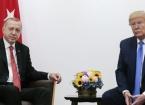 Trump'tan Cumhurbaşkanı Erdoğan'a Elazığ depremi için taziye telefonu
