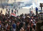 Güvenlik Güçleri Bağdat'ta Göstericilere Müdahale Etti