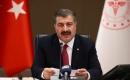 Türkiye Sağlık Bakanı Koca: Kovid-19 salgınında Anadolu'da birinci dalga halen devam ediyor