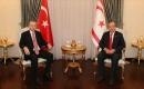 Türkiye Cumhurbaşkanı Erdoğan, KKTC Cumhurbaşkanı Tatar'la Telefonda Görüştü
