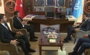 Irak Türkmen Cephesi Türkiye Temsilciliği'nden Ülkü Ocakları'na Anlamlı Ziyaret