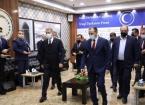 Türkiye Milli Savunma Bakanı Hulusi Akar ve Beraberindeki Heyet ITC Erbil Binası'nı Ziyaret Etti