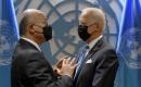 Cumhurbaşkan Salih, ABD Başkanı Biden ile Görüştü