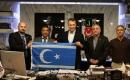 Beşiktaş Kulübü Başkanı, Kerkük'teki Futbol Okullarının Sözleşmelerini İmzaladı