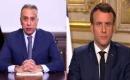 Başbakan Mustafa El Kazımi, Fransa Cumhurbaşkanı Emmanuel Macron ile telefonda görüştü