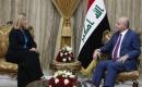 Federica Mogherini Cumhurbaşkanı Salih ve Dışişleri Bakanı ile Görüştü