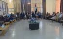 Kerkük'te Aşiretler ve Ayan Meclisi'nde Toplantı Düzenledi