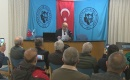 Ankara'da Türk Ocakları'nda Uygur Türklerine Yapılan Zulümler Hakkında  Basın Toplantısı Düzenledi