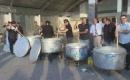 Kerkük'te Türkmen Esnaflar Derneği Aşure Yemeği Yaptı
