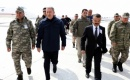 Türkiye Milli Savunma Bakanı Akar Ve Komutanlar Sınırda