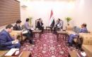 Büyükelçi Yıldız Irak Meclis Başkanıyla İkili İlişkileri Görüştü