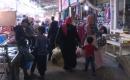 Vatandaşlar, Kerkük'te Bayram Alışverişi Yapıyor