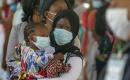 Afrika'da Kovid-19 vakalarında rekor artış