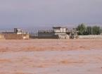 İran'dan Gelen Sel Suları Diyale'ye Bağlı Mendeli ve Kazaniye Kasabalarına Girdi